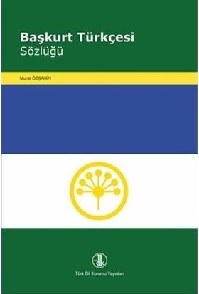 Başkurt Türkçesi Sözlüğü