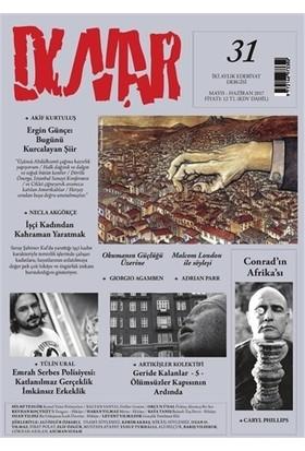 Duvar Dergisi Sayı : 31 Mayıs - Haziran 2017
