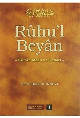 Ruhu'l Beyan Tefsiri - 4. Cilt