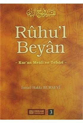 Ruhu'l Beyan Tefsiri - 3. Cilt