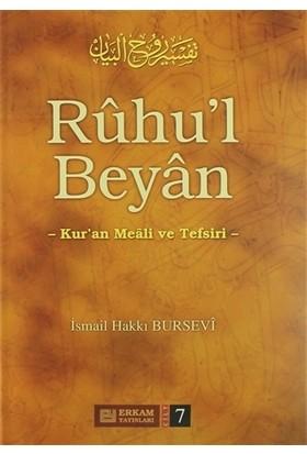 Ruhu'l-Beyan Tefsiri - 7. Cilt