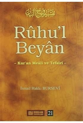 Ruhu'l Beyan Tefsiri - 21