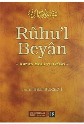 Ruhu'l-Beyan Tefsiri - 18