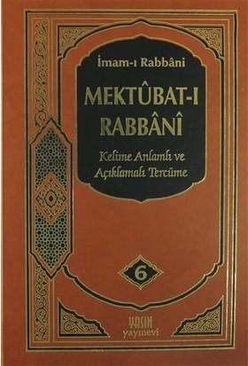 Mektubat-ı Rabbani 6. Cilt