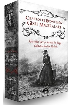 Charlotte Bronte'nin Gizli Maceraları Seti (2 Cilt Takım)