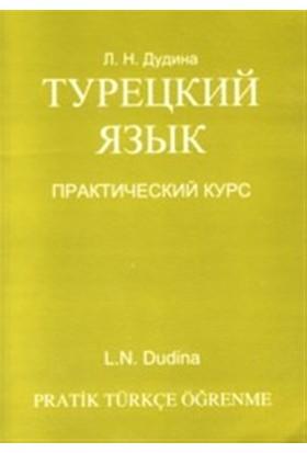 Ruslar İçin Pratik Türkçe Öğrenme