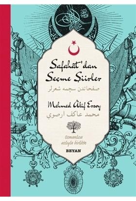 Safahat'dan Seçme Şiirler - 1 (Osmanlıca-Türkçe)