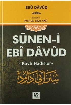 Sünen-i Ebi Davud (2 Cilt Takım)
