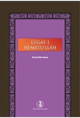 Lügat-ı Ni'metu'llah