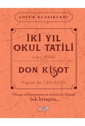 İki Yıl Okul Tatili - Don Kişot