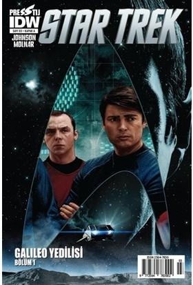 Star Trek Sayı: 3 - Kapak A