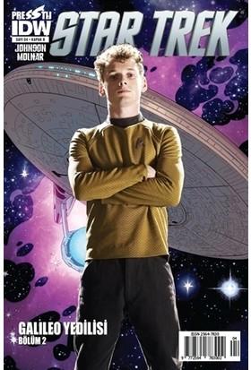 Star Trek Sayı: 4 - Kapak B