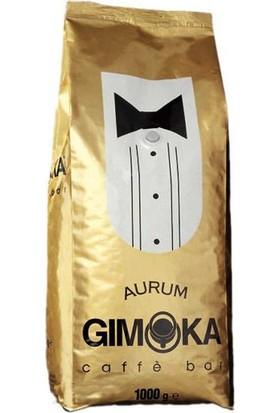 Gimoka Aurum 1 kg Çekirdek Kahve
