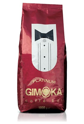 Gimoka Platinum 1 kg Çekirdek Kahve