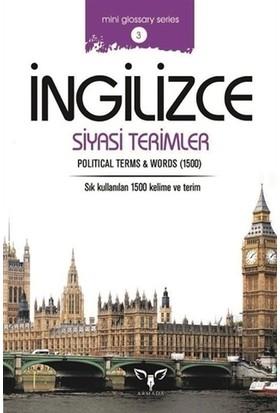 İngilizce Siyasi Terimler