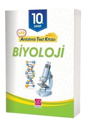 10. Sınıf Biyoloji Anlatımlı Test Kitabı