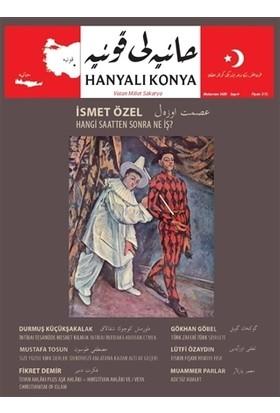 Hanyalı Konya Dergisi Sayı: 4