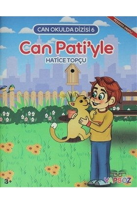 Can Pati'yle - Can Okulda Dizisi 6