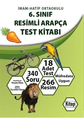 6. Sınıf Resimli Arapça Test Kitabı