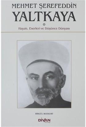 Mehmet Şerefeddin Yaltkaya