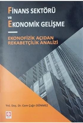 Finans Sektörü ve Ekonomik Gelişme