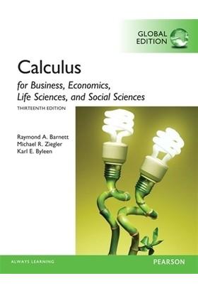 Calculus: for Business, Economics, Life Sciences and Social Sciences