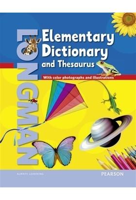 Longman Elementary Dictionary and Thesaurus