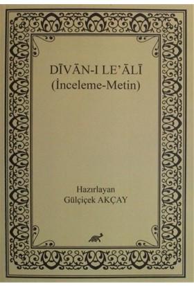 Divan-ı Le' Ali