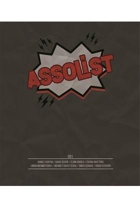 Assolist Dergisi Sayı: 1 Aralık 2017