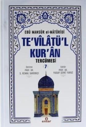 Te'vilatü'l Kur'an Tercümesi - 7