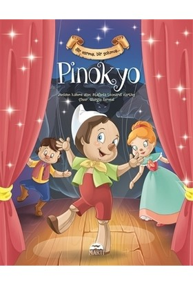 Bir Varmış Bir Yokmuş - Pinokyo