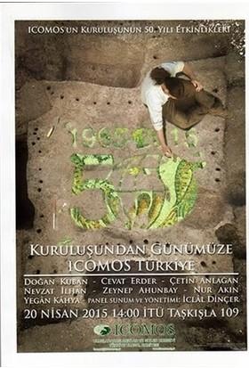 Kuruluşundan Günümüze ICOMOS Türkiye