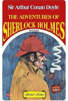 Sherlock Holmes - The Adventures Of Red Book