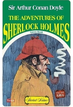 Sherlock Holmes - The Adventures Of Green Book