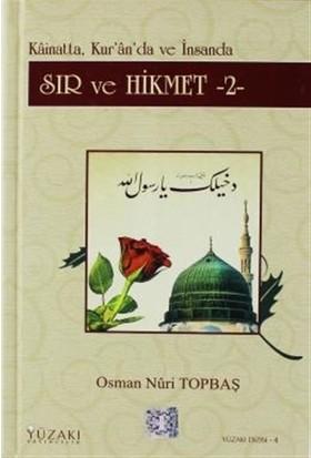 Kainatta, Kur'an'da ve İnsanda Sır ve Hikmet 2
