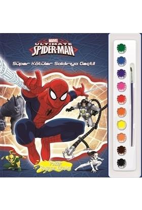 Spiderman Boyama Oyunları Gazetesujin