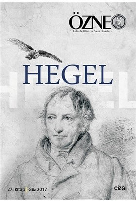 Özne 27. Kitap - Hegel