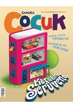 Çamlıca Çocuk Dergisi Sayı: 20 Ekim 2017