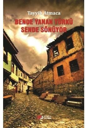 Bende Yanan Türkü Sende Sönüyor