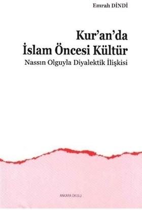 Kur'an'da İslam Öncesi Kültür