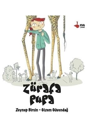 Zürafa Pupa