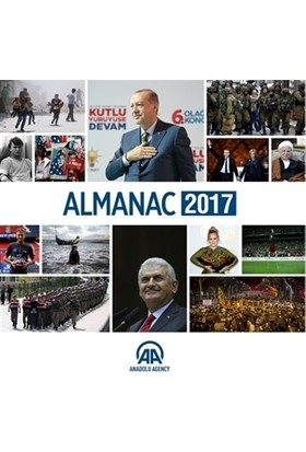 Anadolu Ajansı Yıllık 2017 (İngilizce)