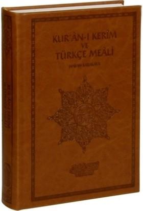 Kur'an-ı Kerim ve Türkçe Meali (Hafız Boy - Termo Cilt)