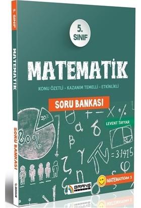 5. Sınıf Matematik Soru Bankası Konu Özetli