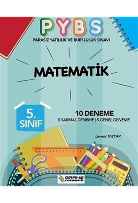 5. Sınıf Parasız Yatılılık ve Bursluluk Sınavı Matematik 10 Deneme