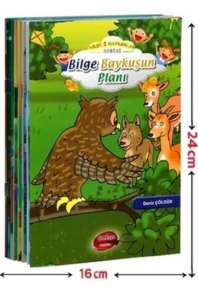 Neşeli Hayvanlar Serisi (10 Kitap)