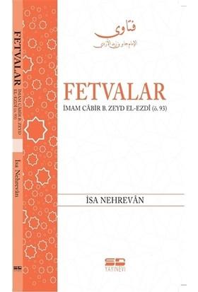 Fetvalar: İmam Cabir B. Zeyd El-Ezdi (Ö.93)