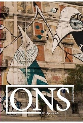 ONS Dergisi 1. Cilt Bahar 2018
