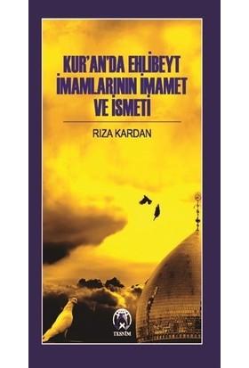 Kur'an'da Ehlibeyt İmamlarının İmamet Ve İsmeti