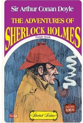 The Adventures Of Sherlock Holmes - Purple Book